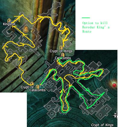 Farming Route